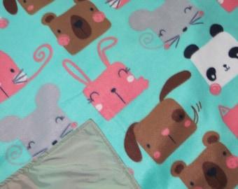 Picnic Blankets - Waterproof Picnic Blanket - Box Critters