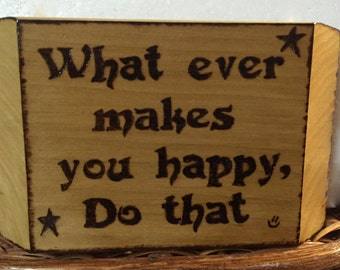 HAPPINESS Inspirational Message