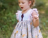 Girl Baby Fox and Friends Dress