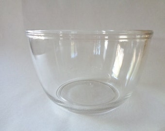 Clear Glass Mixing Bowl for Stand Mixer