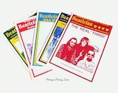 Vintage Beatles Magazines, Beatlefan 1995 / 96