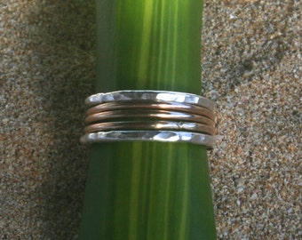 Stackable Rings, Silver stackable rings, Gold Filled Stackable Rings, Skinny Stackable Rings, Stackable, Skinny Rings