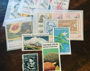 Vintage Postage Packet