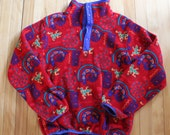 LL Bean Vintage Fleece, Women's x-small/small, Kids 16-18