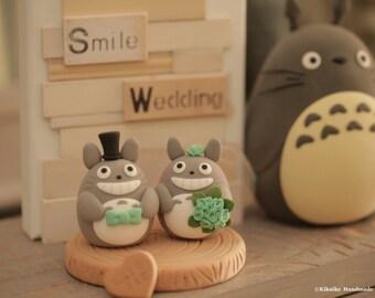 cake topper---Custom Order Deposit for the lovely Wedding Cake Topper (K119)