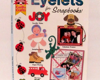 Eyelets for Scrapbooks Book by Delores Frantz