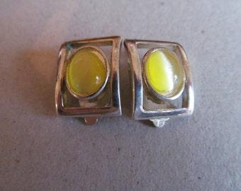 sunny yellow moon glow clips
