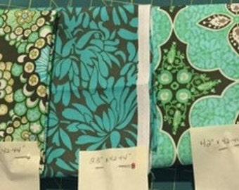 Amy Butler Daisy Chain fabric | Set of 5 fabrics | Last Available