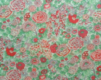 Liberty Fabric tana lawn Elysian  Fat Quarter fq