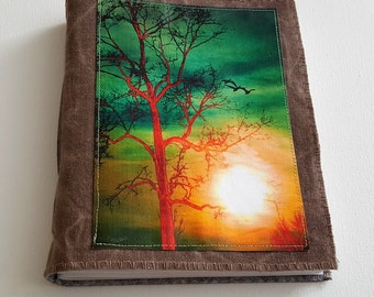 freedom mid size journal - tree of free spirit spring edition