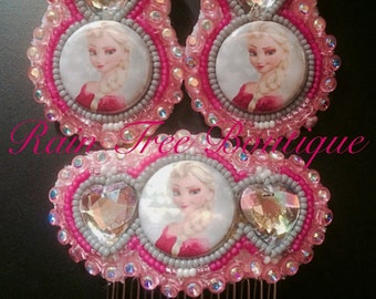 Pink Frozen set