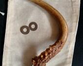 Custom Whitetail Antler Beer Tap Handle on Etsy- Elk - Moose - Kegerator - Man Cave