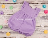 Easter Toddler Outfit, Easter Dress Toddler, Baby Girl Clothes, Toddler Girl Clothes, Heirloom Bubble Romper Spring Summer Easter Pastel