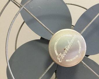 Vintage Industrial Electrohome Fan
