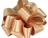 Light Gold Bridal Belt - Satin Ribbon - Ribbon by the Yard - Ribbon Sash - Gold Sash - Wedding Party Accessories