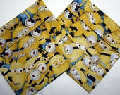 Lined Sandwich bag--Minions