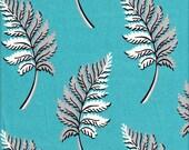 Free Spirit Fabrics Denyse Schmidt Franklin Fern in Glen - Half Yard