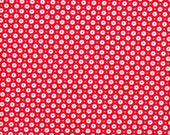 Moda Fabrics Daysail Buoy in Red - Half Yard