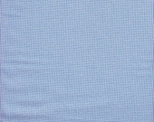 Moda Fabrics Hoopla Mini White Dots on Blue - Half Yard