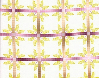 SALE - Free Spirit Anna Maria Horner Little Folks VOILE Four Square in Sweet - End of Bolt 54""