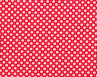 Moda Fabrics Daysail Buoy in Red - Half Yard