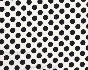 Michael Miller Ta Dot in Dalmatian -  Half Yard