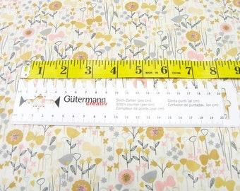 Robert Kaufman • London Calling 5 • Dawn • Cotton Fabric 0.54yd (0.5m) 002291