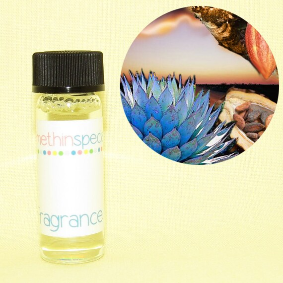 Blue Agave & Cacao Perfume Oil Sample - Inspired by Jo Malone