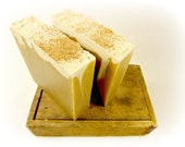 Buttered Rum Soap - Cold Process Soap - Handmade Soap - Bar Soap - Phthalate Free Fragrance - Palm Free Soap - Rum, Vanilla, Cream & Nutmeg