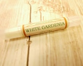 White Gardenia Solid Perfume, Solid Perfume Stick, Fragrance Solid, Perfume Tube, Floral Perfume, Phthalate Free Fragrance, Travel Perfume