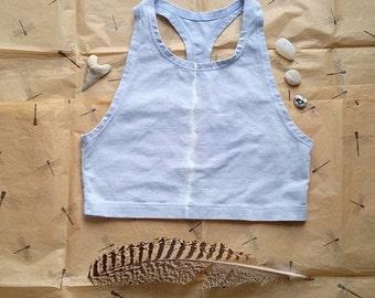 Higher Tie dyed bralette (stretch hemp)