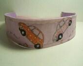 Handmade Headband Now We're Goin Places Monica  Love Bugs
