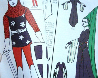 How to Make Costumes 1946 Rit Dye