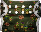 Cowabunga PUL  Waterproof Cloth Diaper Cover