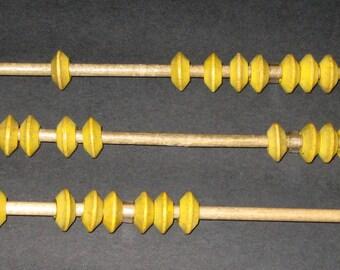 3 Vintage Counting Sticks - Math Manipulatives - for Repurposing
