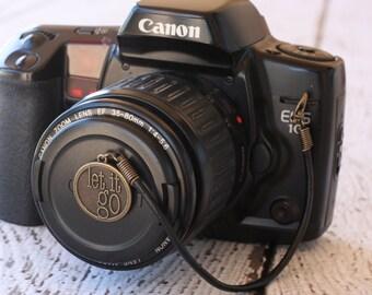 Lens Cap Holder.  Let It Go - Lens Cap Keeper.  Camera Strap for Lens Cap. Lens Cap Leash. Made to Match Camera Strap.