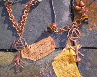 Fire & Air Elements Bind Rune Keys