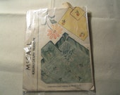 McCall Kaumagraph Transfer Daisy Spray for Shadow Stitch Embroidery