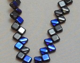 Silky Beads - Jet Azuro (40)