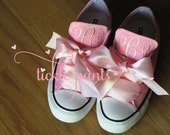 Matching Mommy Converse! Made to match your baby's Tickle Pants Birthday Outfit! Women's sneakers, Women's Chucks