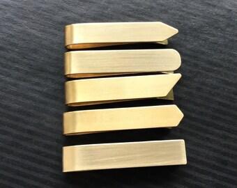 Brass Tie Bar