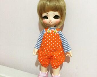 Cutie Overall for kinoko juice