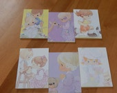 Up cycled Note Pads Party Favors Precious Moments