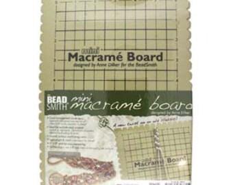 BeadSmith Macrame Board Mini OR Large for Macrame Jewelry