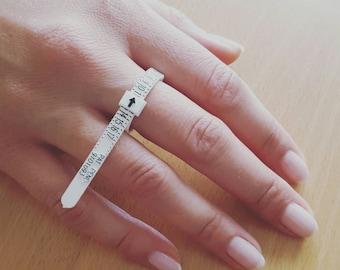 Ring sizer - ring measuring