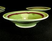 dessert bowl- green sauce bowl- ice cream bowl- serving bowl- ice cream dish- condiment bowl- sauce dish- green bowl- salad bowl- InStock