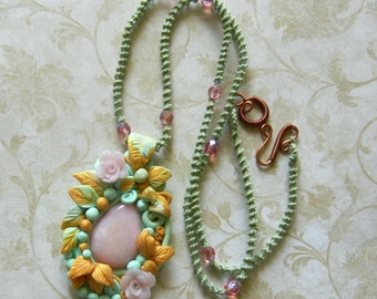 The Fairy's Treasure Necklace
