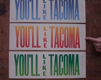 You'll Like Tacoma