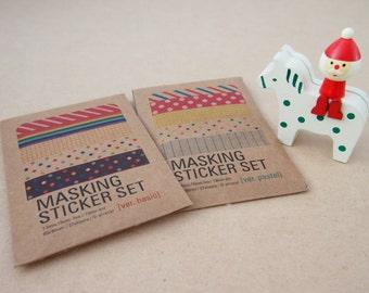 Masking Sticker Pack
