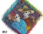 Muertos Ornament No. 2015-17